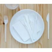 Piatti e Posate Monouso Biodegrabili e Compostabili