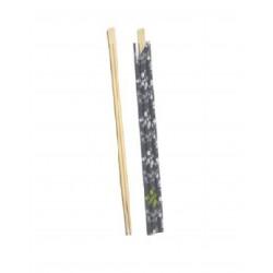 Bacchette chopsticks biodegradabili 21 cm. in Bamboo - 1000 pz.