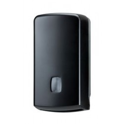 Dispenser Carta Igienica Interfogliata Plastica Nera Medial Noir