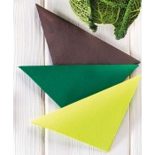 Tovaglioli e Tasche Portaposate Biodegradabili e Compostabili