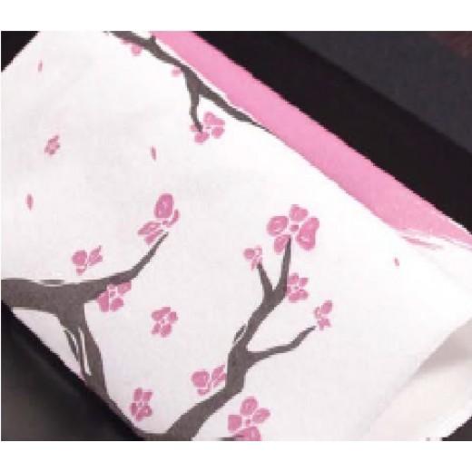 Tovaglioli 40X40 Sakura rosa Napkin Airlaid PLUS line - 800pz