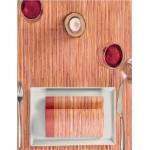 Coprimacchia Woody bordeaux Tovaglia 100x100 Airlaid PLUS line 100 pz