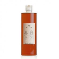 Sapone liquido emolliente e vitalizzante al Ginseng PRIJA 380ml. - 18pz