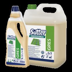 Detergente pavimenti SUTTER GRES kg.5