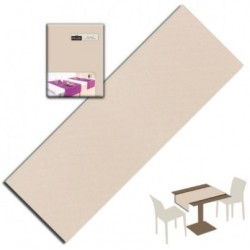 Runner You & Me 120x48 Airlaid Sabbia PLUS line - 200pz