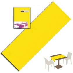 Runner You & Me 120x48 Airlaid Giallo PLUS line 200pz