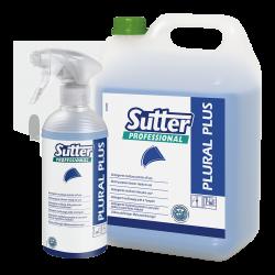 Detergente Multiuso SUTTER PLURAL PLUS 500ml - 12 pezzi