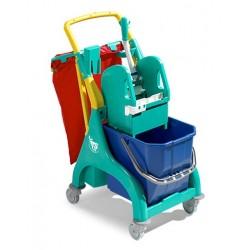 Carrello pulizie NICK PLUS 10 LT.25