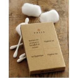 Cotton Fioc e Batuffoli di Cotone PRIJA Astuccio - 1000pz.