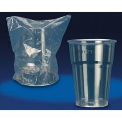 Bicchieri Kristal Monouso Incartati Singolarmente 250cc- 3000pz
