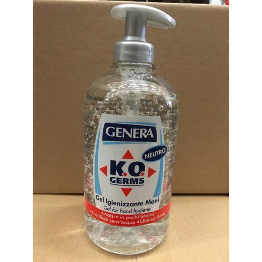 Gel Igienizzante Mani Genera - 500ml
