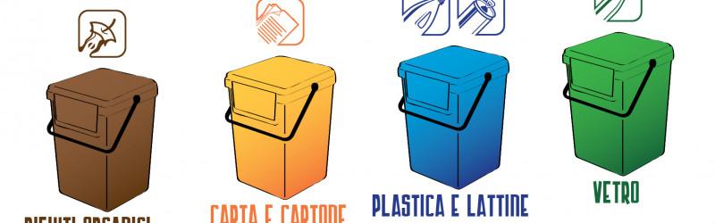 Come differenziare i rifiuti correttamente