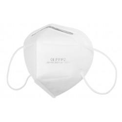 Mascherina protettiva FFP2 / KN95 filtrante facciale senza valvola omologata CE - 1 PEZZO